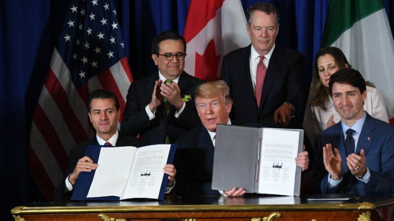 加拿大国会意见不一 推迟批准《美墨加协定》