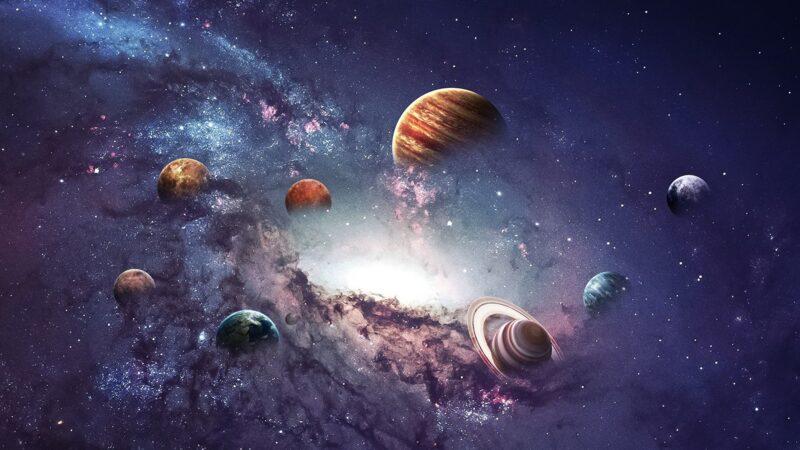 太阳系内新发现139个小颗行星