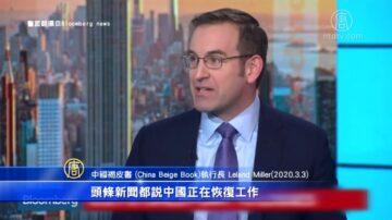 中国经济Q1恐萎缩10%至11%