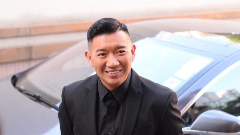 林鄭見傳媒邊講邊笑 被杜汶澤評為低級演員