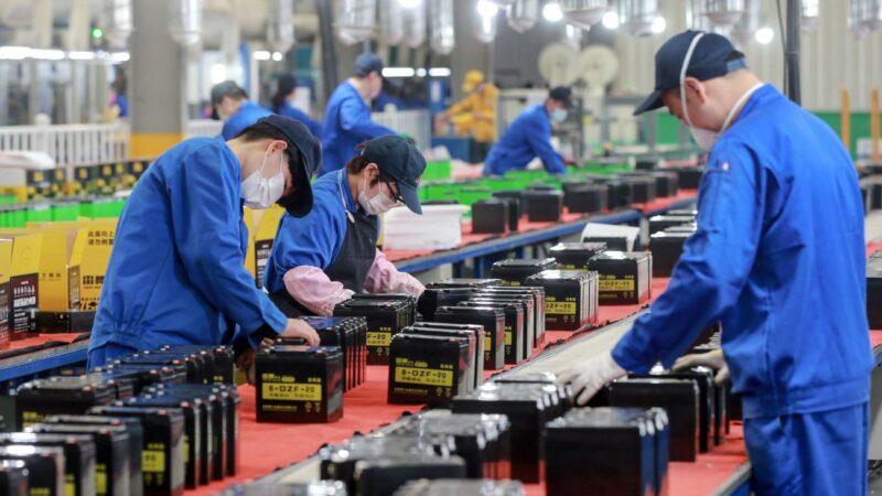 诡异的中国制造业官方数据