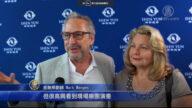 美國威尼斯觀眾:疫情當前 有幸觀神韻