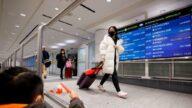 加拿大防疫升级 海外回国者须隔离14天
