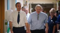 英国首相及卫生大臣确诊感染中共病毒