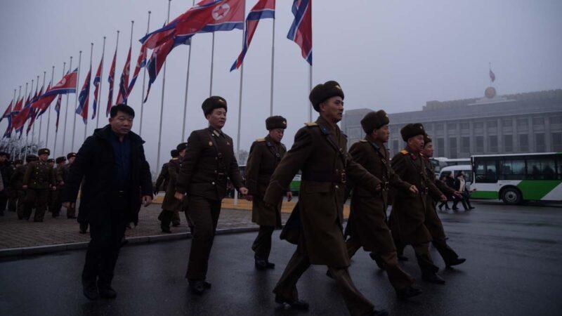 朝鮮率先宣布「抗疫勝利」 德媒:欲蓋彌彰