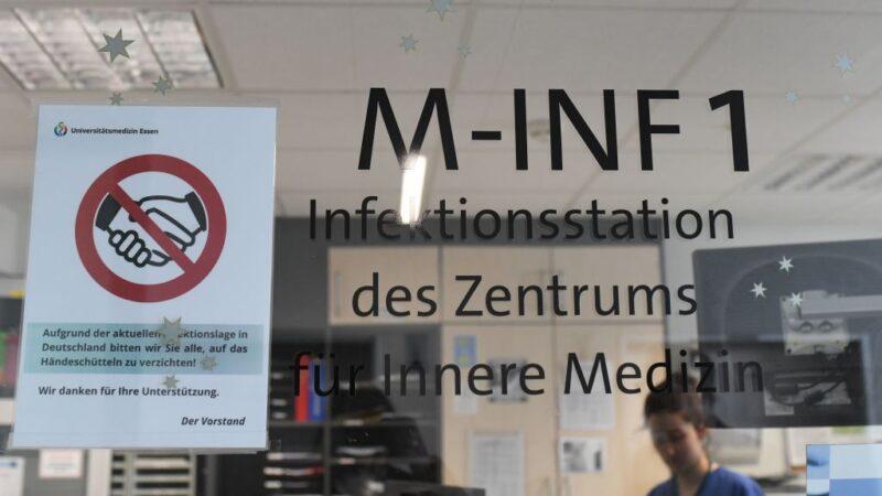 武汉肺炎疫情扩散 欧盟27国全沦陷 蒙古封城6天