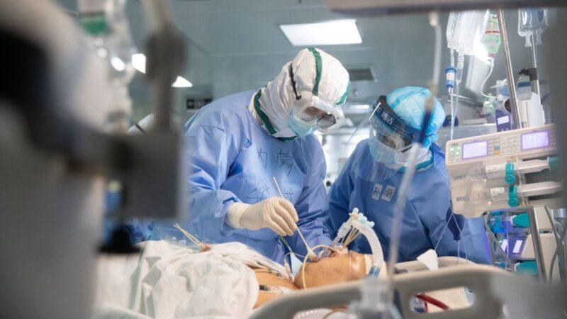 大陆医生披露:ICU里的一级谋杀