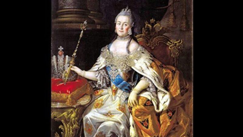 叶卡捷琳娜二世 在疫难中的表率举措