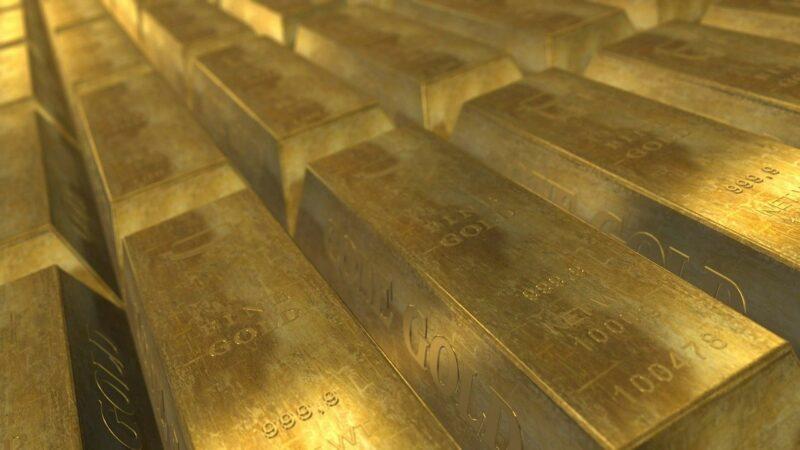 全球經濟或衰退 避險資產黃金出現異常