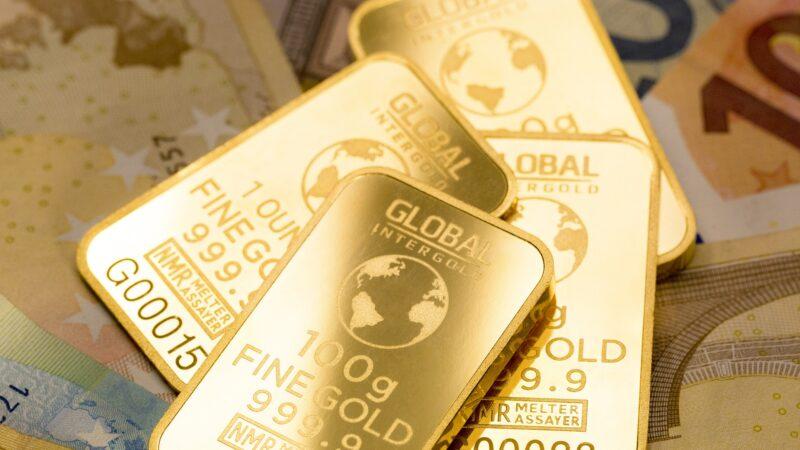 黄金价格2年内涨26% 有望突破2000美元?