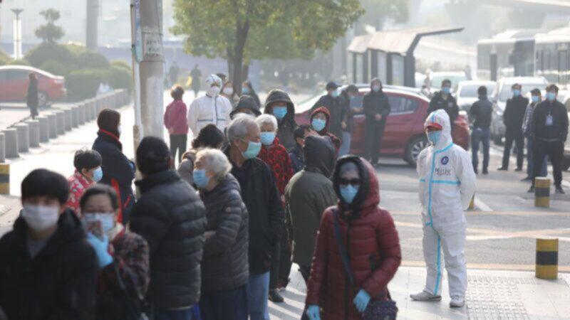 美学者:除湖北外中国染疫者近300万