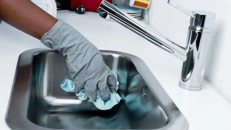 漂白水不是清潔劑 正確消毒才能避免中毒(組圖)