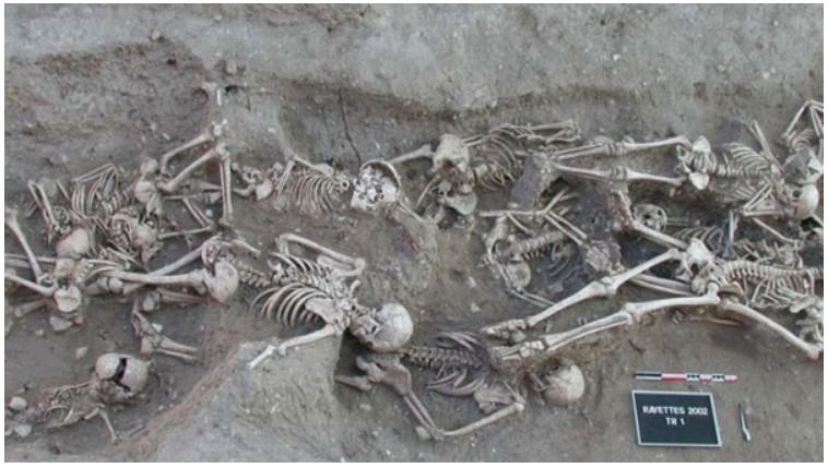 中世纪瘟疫发生过程中所伴随的种种状况(图)
