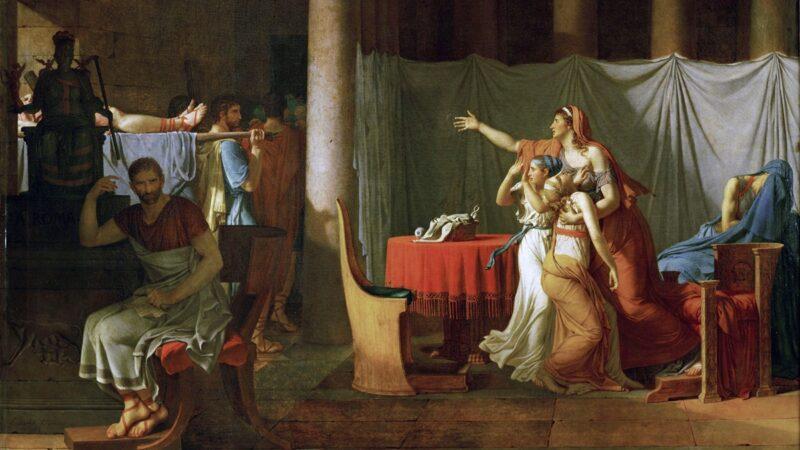 第一次巴黎公社与新古典主义美术(中)