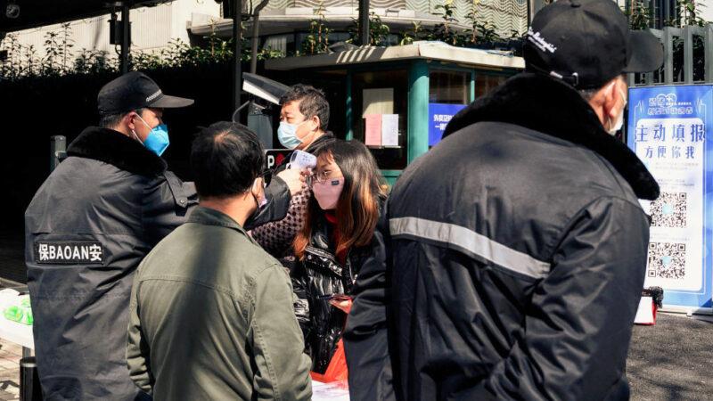中共大使称带病毒闯关回国令人不齿 网友大反弹