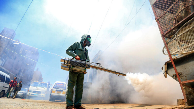 中共病毒威脅 阿拉伯聯軍與也門叛軍停火兩週
