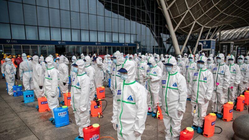 """中国第二波疫情爆发?医界人员紧急翻墙""""吹哨"""""""