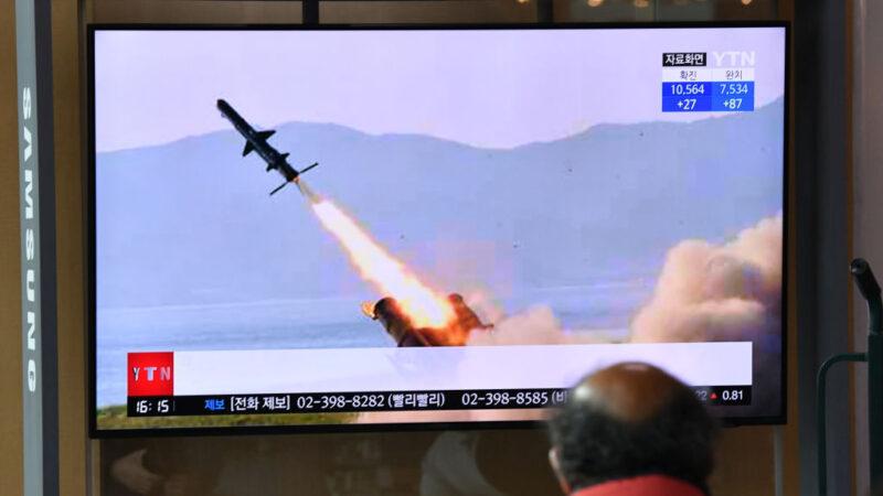 韩国会选举在即 朝鲜疑射巡弋飞弹
