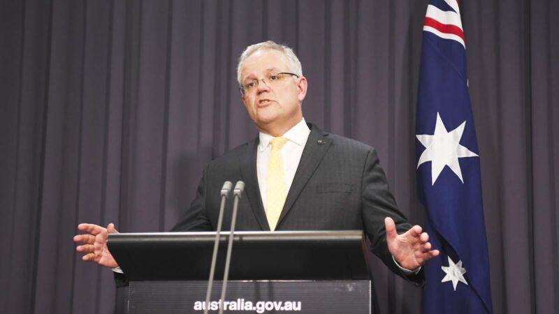 澳總理直言病毒來自中國 澳新駐港領事簽證遇阻