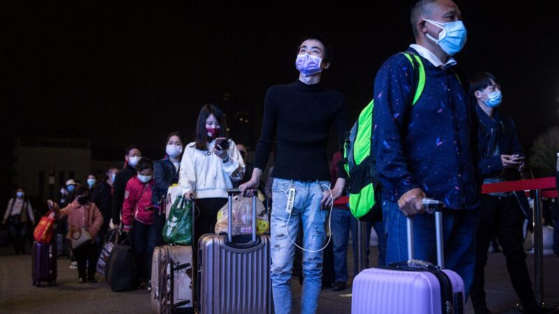 """【疫情最前线】拥抱""""一带一路"""" 亲共厄瓜多尔遭重创 日本宣布紧急状态"""