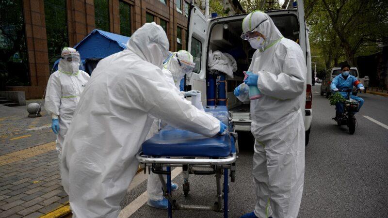援鄂醫護:行前簽保密協議 僅一家醫院就日死百人