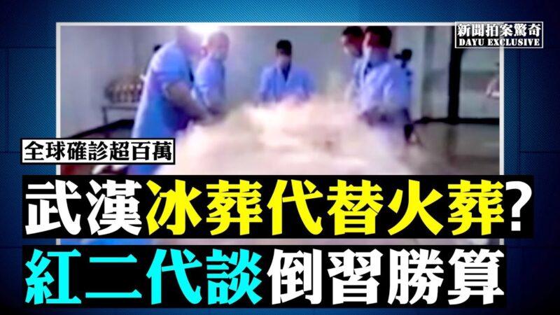 【拍案惊奇】河南二度封城!中国二次爆发或更恐怖 红二代谈倒习胜算