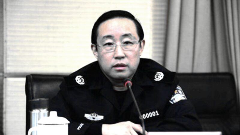 傅政华再失一职 传已被中央警卫局带走