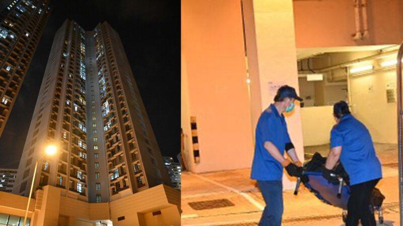 16歲少女港警宿舍窗邊吊亡