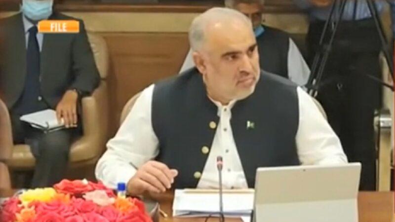 巴基斯坦国会议长确诊中共肺炎 近日曾与总理接触