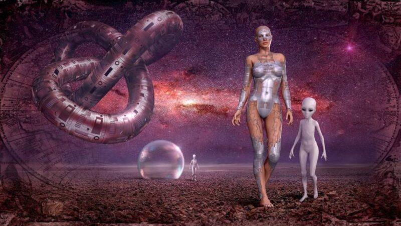 火星人、金星人都来地球做什么