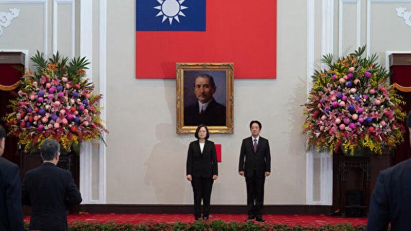 蔡英文、赖清德就职 47国263政要友人祝贺