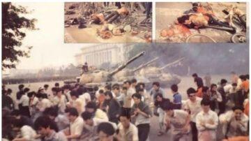 六四镇压密令曝光 退伍兵揭骇人屠杀细节(图)