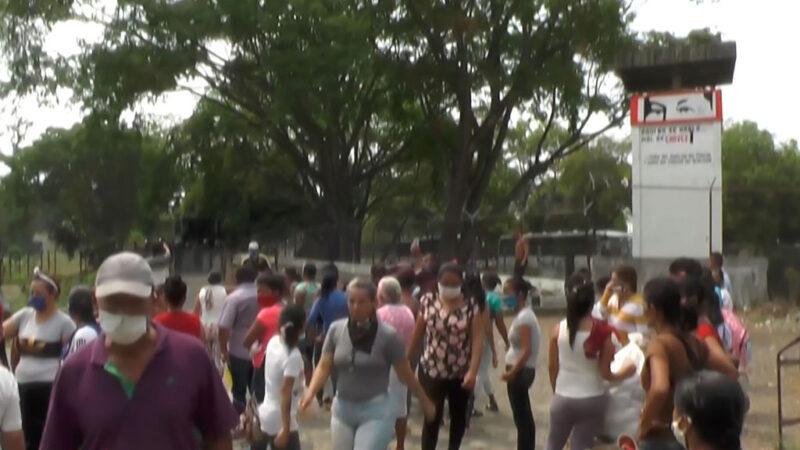 疑禁家属探监 委内瑞拉监狱暴动酿47死(视频慎入)