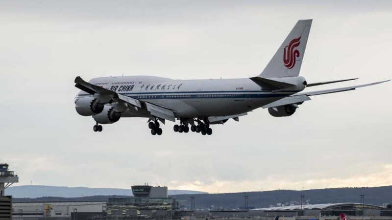 路透:美國16日起禁4家中國民航赴美