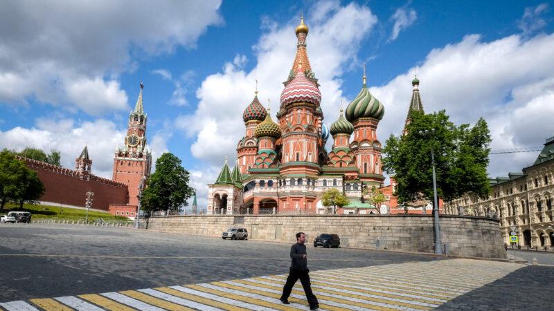 全球感染逼近6百万 俄罗斯死亡数创新高