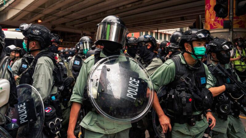 美加英澳聯合聲明 譴責中共強推香港國安法