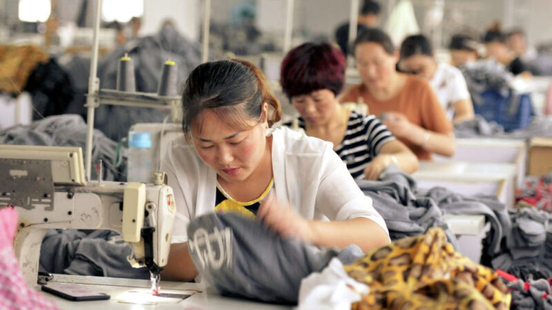 中共病毒重創中國外貿  2億人就業陷困境