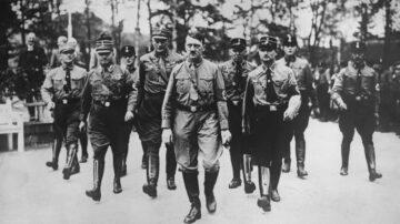 希特勒再现香港?二战前的一幕正在重演