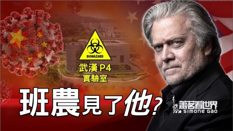 萧茗采访班农:你见了国内出逃科学家吗?