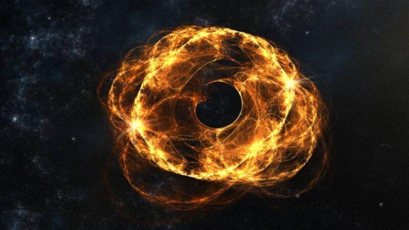 究竟是什麼力量使宇宙中所有星球都「懸浮在空中」?