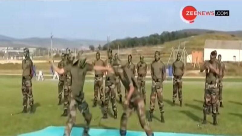 """中印边境肉搏战 印度部署菁英""""杀手""""突击队"""