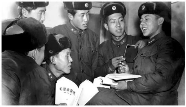 共产党如何把毛思想灌输到人民的脑中?(图)