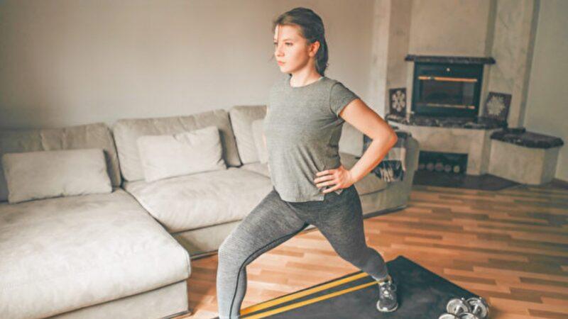 20分钟强健免疫力 健身教练推荐5个居家运动
