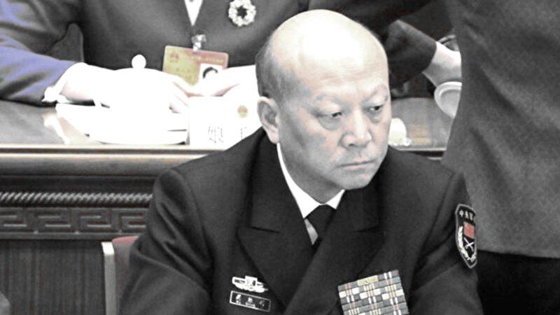 海軍前司令吳勝利突遭審計 多名將領自殺或落馬