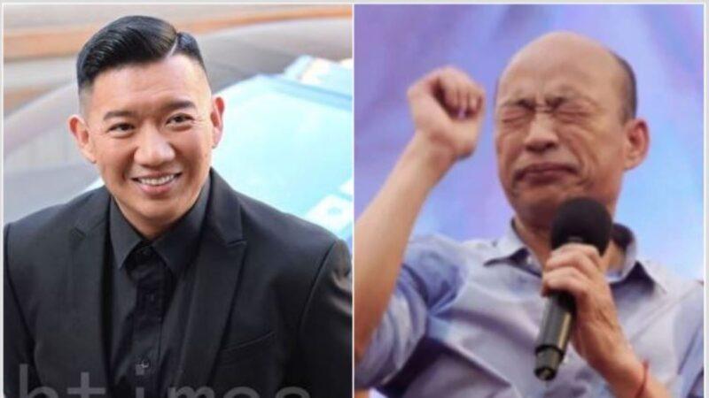 """韩国瑜遭93万票罢免 杜汶泽揶揄:""""接棒耿爽"""""""