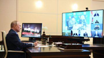 西伯利亚巨量柴油外泄 普京震怒下紧急状态令