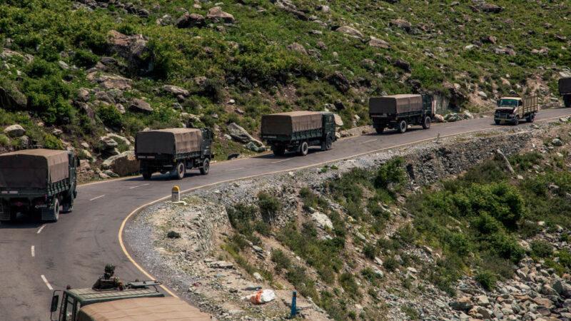 莫迪授权印军可开火 中印边界冲突风险升级