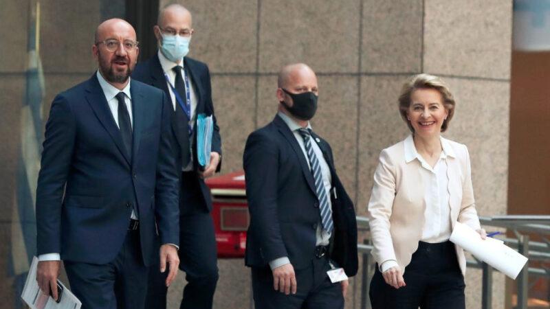 中共黑客窃疫情数据 欧盟主席当面向习近平抗议