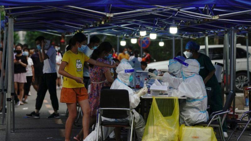 北京疫情:隔離酒店兩天確診23例 大學師生全檢測