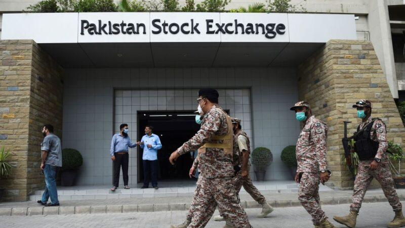反击中共剥削 BLA认责攻击巴基斯坦证交所
